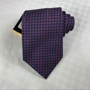 Ralph Lauren 100% Silk Mens Tie